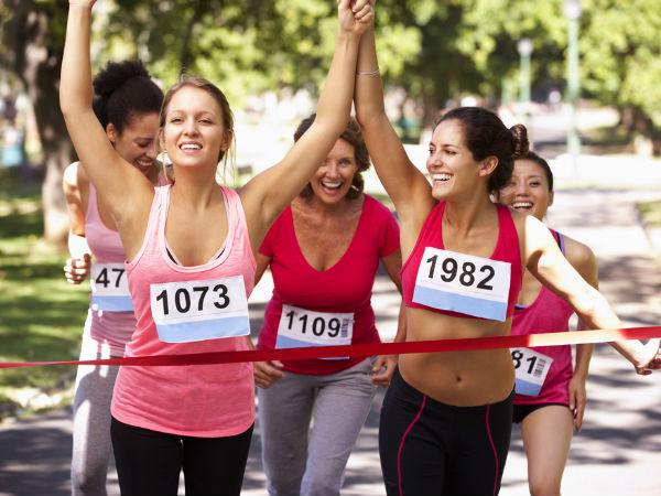मैराथन में पहली बार दौड़ने वाले भी रहते हैं फिट, दूर होती हैं कई बीमारियां