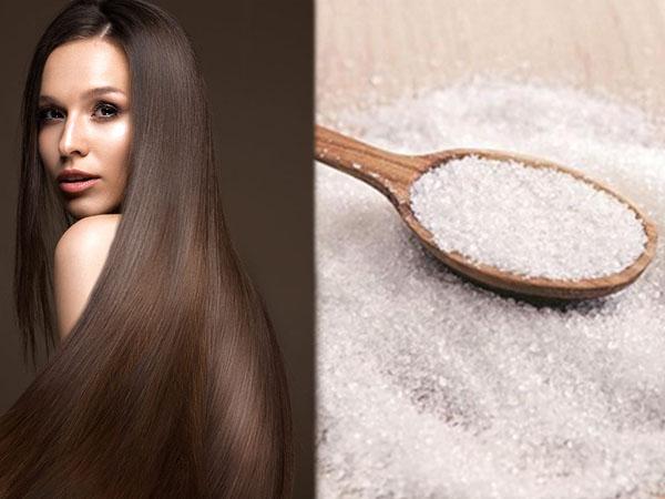 शैंपू और चीनी का मिश्रण लगाएं और रातों रात पाएं सिल्की- लंबे बाल