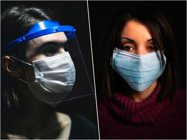 Face Mask vs Face Shield: कोरोना वायरस से बचाव में कौन है बेहतर, जानें इस्तेमाल का सही तरीका