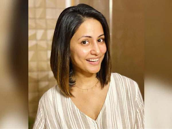 हिना खान ने कराया नया हेयरकट, कूल लुक के साथ स्ट्रेस को कहा गुड बाय