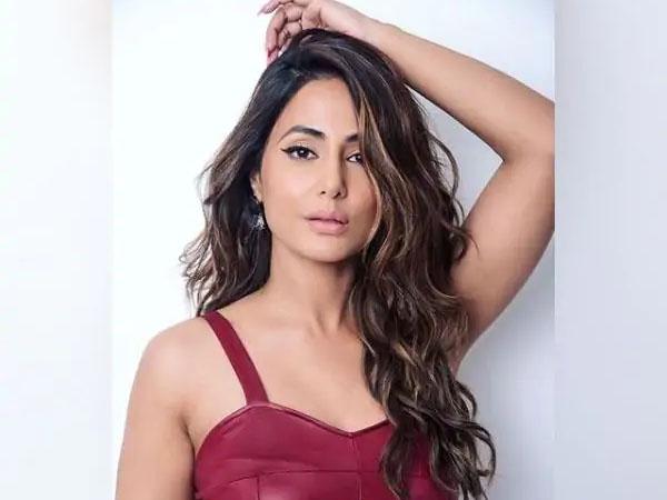 Hina Khan Hair Secret,nari
