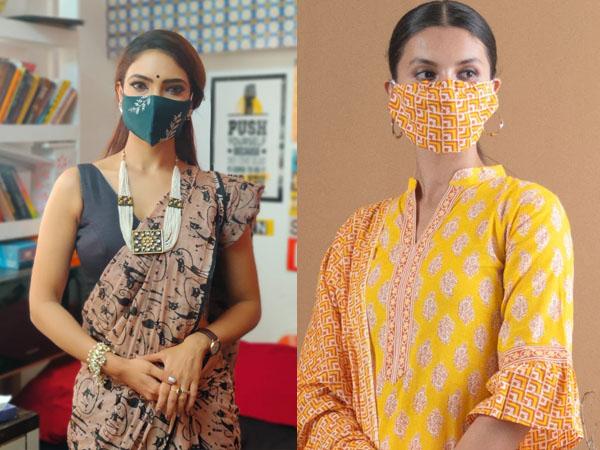 नवरात्रि के नौ दिन पहने अलग अलग रंग के मास्क, दुर्गा पूजा में है रंगों का महत्व