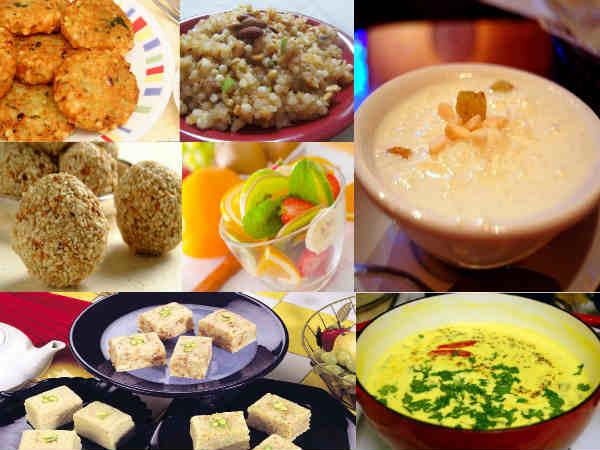 Navratri Special 2020: इन चीजों के सेवन से व्रत में नहीं लगेगी भूख, ये है टेस्टी और हेल्दी फलाहार