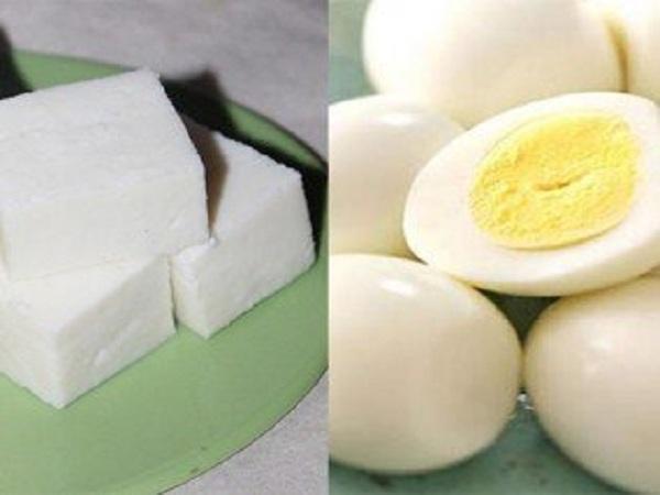 अंडा या पनीर किस में होता है ज्यादा प्रोटीन, जानें एक्सपर्ट की राय