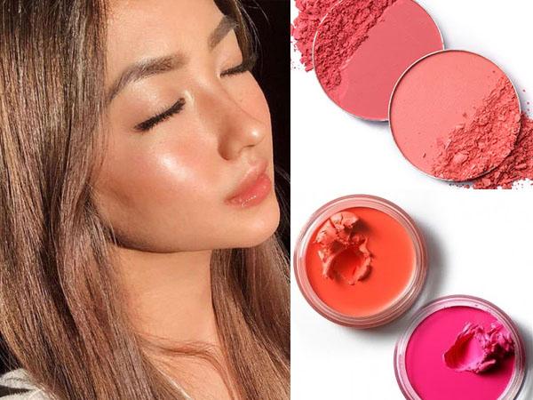 स्किन के लिए क्रीम ब्लश या पाउडर ब्लश चुनना इतना भी मुश्किल नहीं, जानें कौन सा है बेहतर | Powder Blush Vs Cream Blush Which One Is Better For Your Skin -
