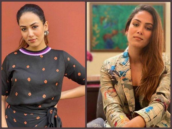 बंधेज टी-शर्ट ड्रेस या ब्रोकेट ब्लेजर, मीरा राजपूत का कौन सा लुक आपको लगा सबसे बेस्ट