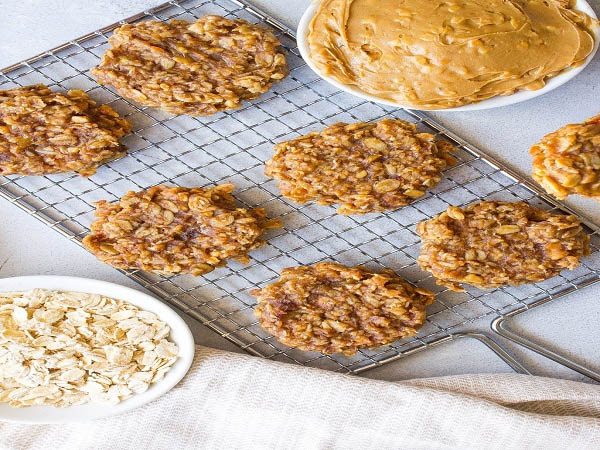 पीनट बटर बनाना कुकीज़ बनाना है बेहद आसान, जानिए रेसिपी
