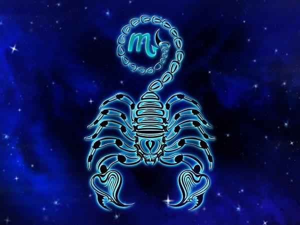 Scorpio (October 23 to November 20):
