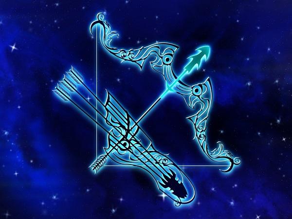 Sagittarius (November 21 to December 20):