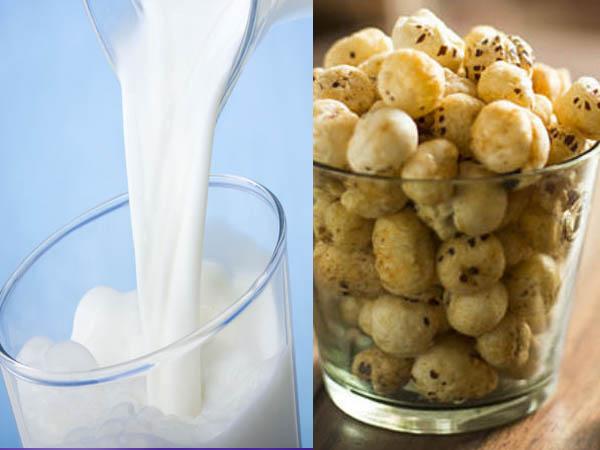 World Milk Day: दूध में उबाल कर खाएं मखाना, हड्डियां होंगी मजबूत और स्किन दिखेगी साफ-सुथरी
