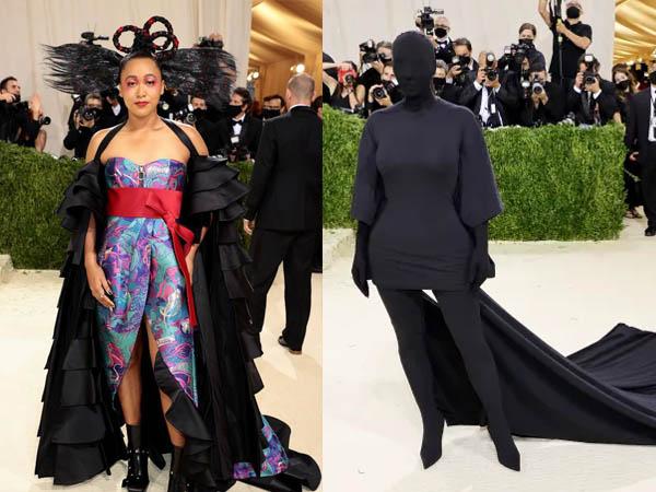 मेट गाला पर दिखा सेलेब्स का शानदार फैशन, किम कार्दिशयन के अजीबो गरीब स्टाइल ने किया हैरान