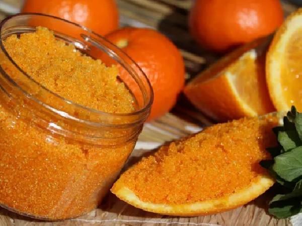 पिंक और सॉफ्ट होठों के लिए संतरे के छिलके से करें स्क्रब, जानें तरीका