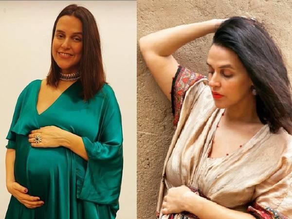 Pregnancy Fashion: प्रेग्नेंसी में कंफर्टेबल आउटफिट में दिखना है स्टाइलिश, तो नेहा धूपिया से लें फैशन टिप्स