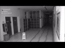 कैमरे में कैद हुआ 'भूत', दिल दहला देगा यह वीडियो