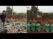 वायरल हो रहा है #TrashTag, क्या आपको किसी ने किया चैलेंज?