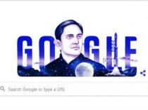 गूगल ने विक्रम साराभाई का डूडल बनाकर किया याद