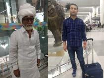 अमेरिका जाने के लिए 32 साल का युवक बना 81 साल का बूढ़ा