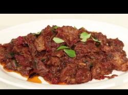 Boneless Mutton Sukka Spicy Treat