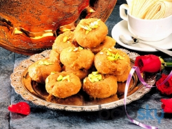 Diwali Special Easy Recipe Balushahi