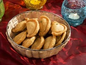 Diwali Special No Sugar Baked Anjeer Gujiya Hindi