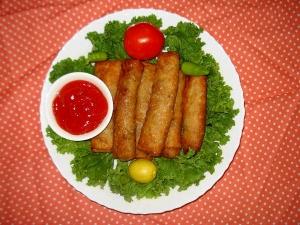 Keema Spring Roll Recipe