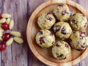 Oats Dry Fruits Ladoo Recipe