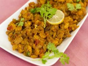 Goan Prawn Chilli Fry