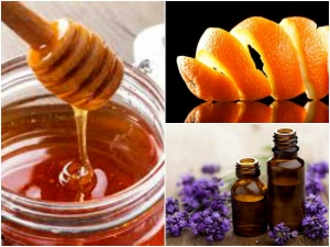 Vitamin C Honey And Lavender Oil Face Mask To Prevent Acne