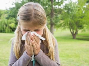 Reasons Allergies Kids