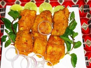 Amritsari Fried Fish Recipe