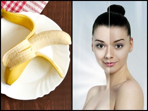 This Banana Peel Face Mask Can Make Your Skin 2 Shades Faire