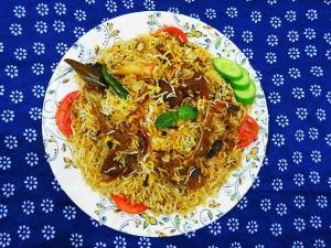 Lucknawi Mutton Biryani