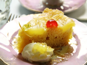 Pineapple Pudding Christmas