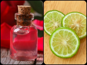 Apply Lemon Juice Rose Water On Your Skin Watch What Happen