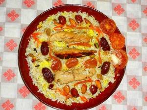 Shireen Pulao Recipe