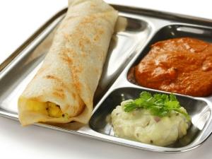 Delicious Palak Paneer Dosa Recipe