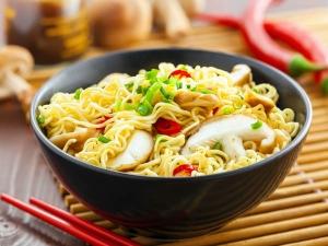 Mushroom Noodles Recipe