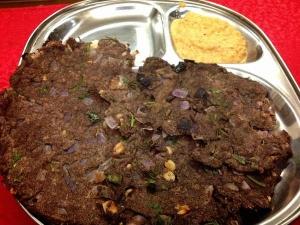 Karnataka Style Ragi Roti