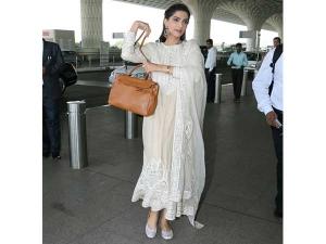 All Eyes On Sonam Kapoor S New Desi Lookbook
