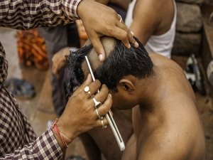 Why Do Hindus Shave Off Their Head