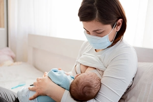 कोविड-19: न्यू बोर्न बेबी को कैसे संक्रमण से रखें सुरक्षित