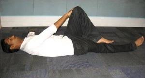 Yog Spine Movement