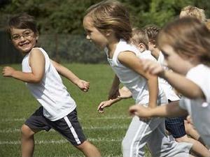 Children Who Exercise Have Good Academics Aid
