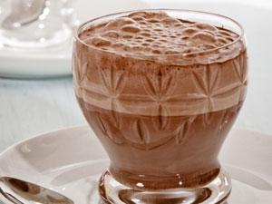 Chocolate Smoothie Vday Recipe Aid