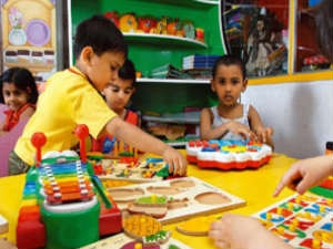 Preschool Children Aid