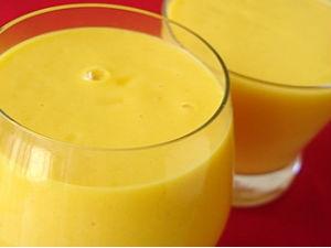 Aam Ki Lassi Sweet Mango Lassi Aid