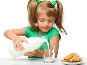 Make Kids Love Milk Aid