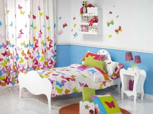 Kids Room Curtains Aid
