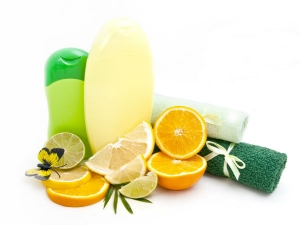 How Shower With Lemon