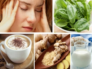 Foods Cure Migraine Headache
